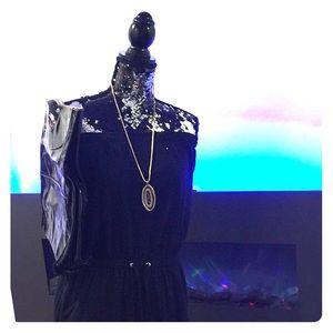 Black jumpsuit size s